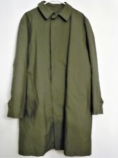 Sir Rain by Sir Jac Water Repellent Rain Coat With Removable Faux Fur Liner