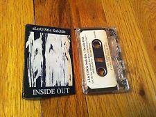 Rare  cassette Tape demo ALTRUISTIC SUICIDE Inside Out Night Nurse Kitchen Sink