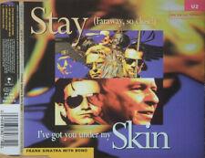 U2 - STAY - Maxi CD Single © 1993 (incl. LEMON Remixes)