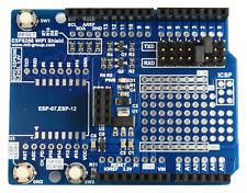 ESP8266 WIFI Shield with ESP-01, ESP-07, ESP-12 for Arduino