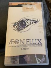 New Aeon Flux: Complete Animated Collection (Sony Psp Umd) 2 disc set