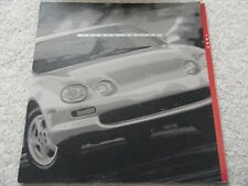 1994 Toyota Celica  Sales Brochure