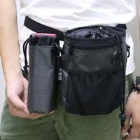 Pet Training Treat Snack Waist Bag Dog Feed Bait Storage with Poop Pack storage