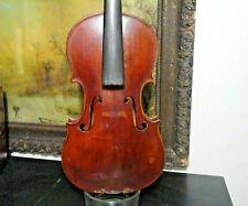 Old french violin -  Derazey