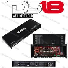 DS18 CANDY-6 6 Channel Fullrange Car Amplifier 1800W Max Voice Speaker Amp
