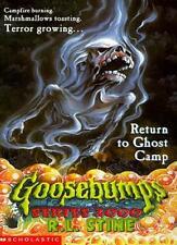 Return to Ghost Camp (Goosebumps 2000),R. L. Stine