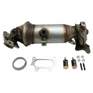 Engine Exhaust Manifold & Catalytic Converter Assembly for Honda Acura