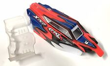 Kyosho RB7 Buggy Body & Wing Custom Painted UMB06