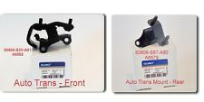 Set 2 Auto Trans Mount Front/Rear Fits:Acura CL MDX TL Honda Accord Odessy Pilot