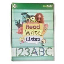 LeapFrog LeapReader Activity Book Read Write Listen Early Learning Education