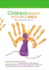 Children's Ministry Resource Bible-NKJV: Helping Children Grow in the Light of G