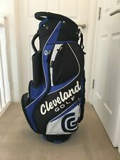Cleveland Golf Bag - Trolley/cart/tour bag in excellent condition