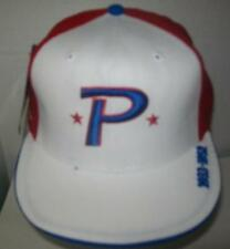 NwT Negro League Museum Fitted Baseball Cap Philadelphia Stars White/Red 7 1/2