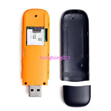 USB STICK SIM Modem 3G 7.2Mbps HSDPA Webside Plug Net Wireless Adapter Play