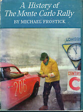 livre automobile: Michael Frostick: a history of the Monte-Carlo rally. HH