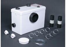 Triturador Sanitario WC mod. SANISAN Bomba trituradora 600 W OFERTA