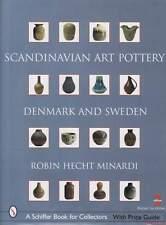 Fachbuch Skandinavische Kunst Keramik aus Dänemark und Schweden, NEU viele Infos