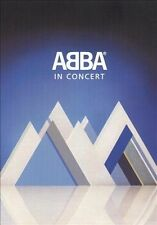 ABBA In Concert DVD BRAND NEW PAL Region 0 All
