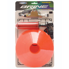 BRINE COACHES KIT SOCCER (CLIP BOARD, FIELD MARKERS, PUMP) NEW IN PACKAGE