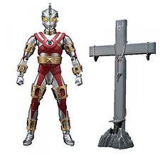 """BANDAI ULTRA-ACT """"Ultraman Ace"""" robot & Golgotha's star Diorama JAPAN F/S S3181"""
