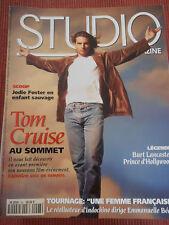 STUDIO MAGAZINE CINÉMA TOM CRUISE - JODIE FOSTER N 93 DU 12 / 1994 ( C1 )