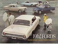 FORD FALCON AUSTRALIA XA GT 351 4 DOOR A3 AD POSTER SALES BROCHURE ADVERTISEMENT
