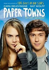 Paper Towns (DVD - DISC ONLY)