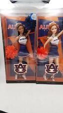 Barbie Collector Pink Label University of Auburn Cheerleaders Lot of 2