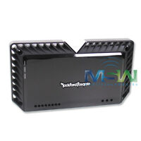 ROCKFORD FOSGATE T600-4 POWER 600W MAX 4-CHANNEL CLASS AB CAR AUDIO AMPLIFIER