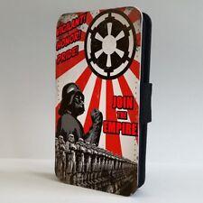 Dark Side Propaganda Star Wars FLIP PHONE CASE COVER for IPHONE SAMSUNG