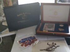 1997-W U.S Mint Jackie Robinson 50th Anniv. Commem. Proof Gold Coin Complete Set