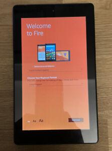 Amazon Kindle Fire SR043KL Tablet With Alexa - Black