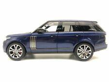 Range Rover SV Autobiography Dynamic Blue 2017 LCD Models 1/18