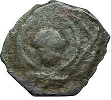 CRUSADERS of Antioch Tancred Ancient 1101AD Byzantine Time Coin St Peter i66345