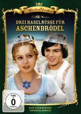 Drei Haselnüsse für Aschenbrödel ( Tschechisches Kinder-Märchenfilm ) NEU OVP