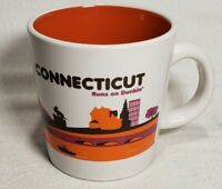 Dunkin Donuts Mug - 2012 - Connecticut - Destinations Collection