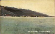 Treadwell Mine & Douglas City AK c1910 Postcard