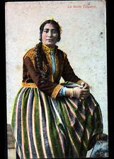 CONSTANTINOPLE (TURQUIE) Belle TZIGANE début 1900