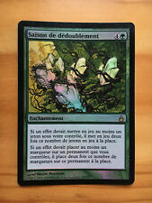 Mtg Ravnica : City of Guilds Doubling Season French FOIL NM/SP