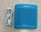 BOSE SoundLink COLOR II (Aquatic Blue) Portable Bluetooth Speaker