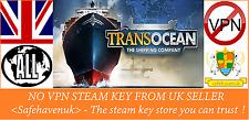 Transocean: la empresa de transporte no clave de vapor VPN región libre de Reino Unido Vendedor