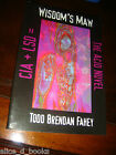 RARE signed Wisdom's Maw Acid Novel CIA LSD psychedelic Timothy Leary Ken Kesey
