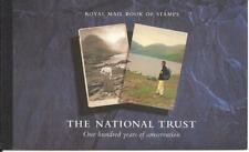 Qe2 National Trust Prestige Booklet Dx17