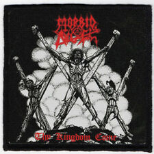 MORBID ANGEL PATCH / SPEED-THRASH-BLACK-DEATH METAL