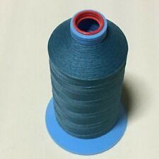 Queen Blue 16 oz #69 T70 Bonded Nylon Marine Sewing Thread Guardian Microban