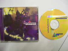 CELLORHYTHMICS Invasion  – 2001 UK CD – Contemporary Jazz - BARGAIN!