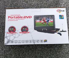 NS-718 Portable DVD Player 7 inch TFT LCD 180 Degree Rotation USB SD Games