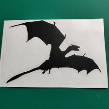 Game of Thrones - Dragon Dracarys - Car/Van/Fridge/Laptop Vinyl Decal Sticker