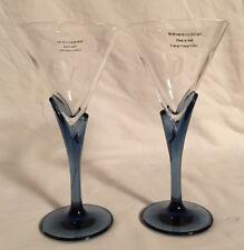 New listing Bormioli Luigi Spa Cv Courvoisier Cognac Stem Cristal Glass Italy Barware