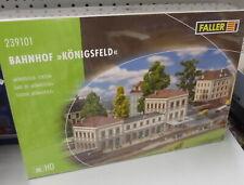 Faller Spur N 239101 Bahnhof Königsfeld + Bahnsteig  _ NEU